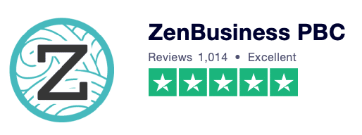 zenbusiness trustpilot reviews